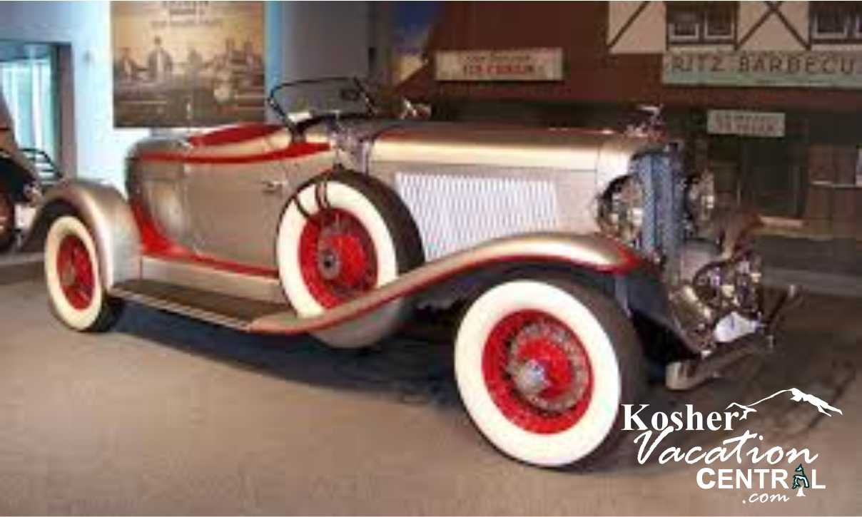 Poconos Car Museum Chol Hamoed Kosher Trips Jewish Trips Kosher